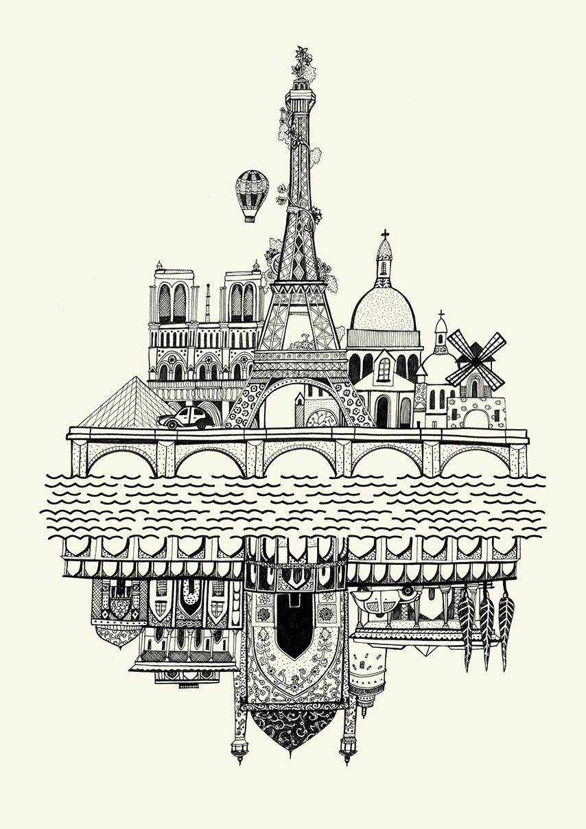Paris and Isfahan Cultural Week